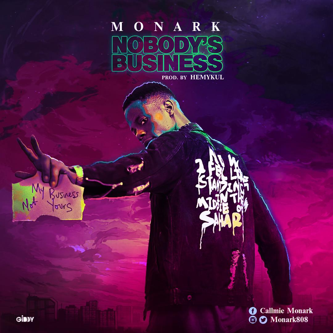 Monark - Nobody's Business